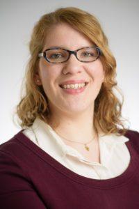 Career counselor Elizabeth Shrimpf