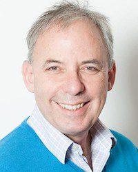 headshot of professor Mark Saffman