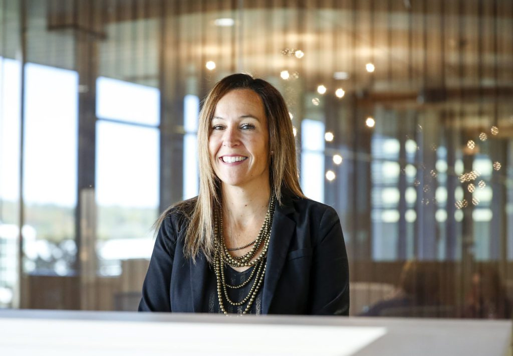 Gina Bryan runs the psychiatric nursing certificate program at UW-Madison