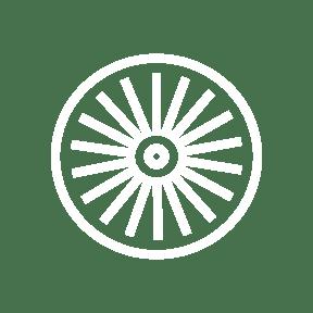 UW-Madison Memorial Union Sunburst chair icon